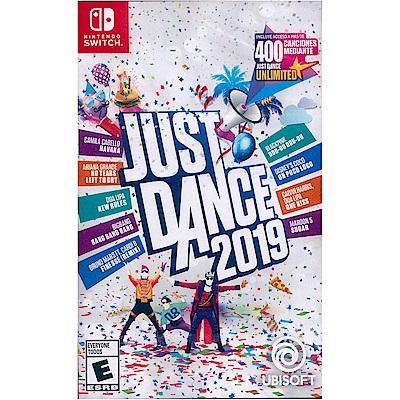 舞力全開 2019 Just Dance 2019-NS Switch中英日文美版(拉丁)