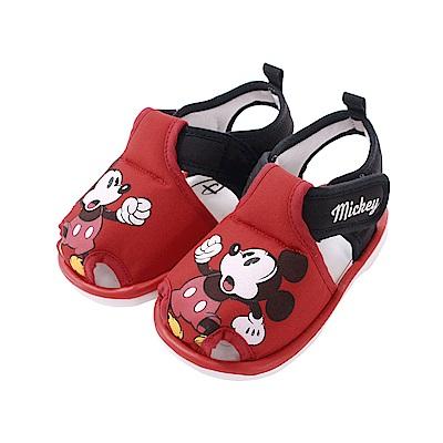 迪士尼米奇寶寶嗶嗶鞋 sk0721 魔法Baby