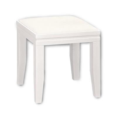 Boden-瓦克化妝椅/小椅子/單椅/椅凳(三色可選)-42x36x44cm