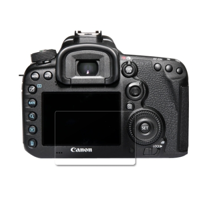 【二入組】Kamera 相機保護貼 for Canon EOS 7D Mark II / 7D2