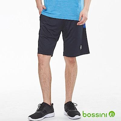 bossini男裝-ZtayDry針織短褲01海軍藍