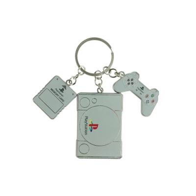 PlayStation 珍藏匙扣套組