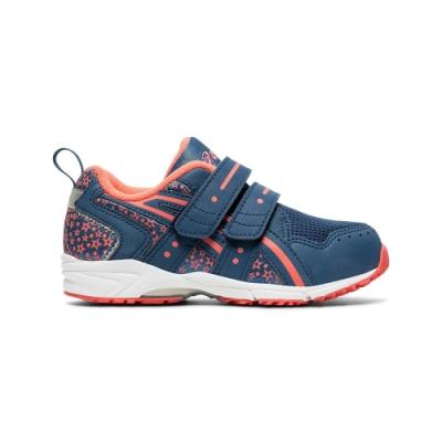 ASICS GD. RUNNER GIRL MINI 中童鞋 (藍)