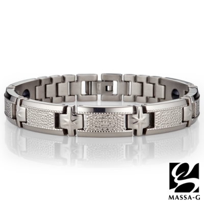 MASSA-G【鈦金世紀】純鈦能量手環