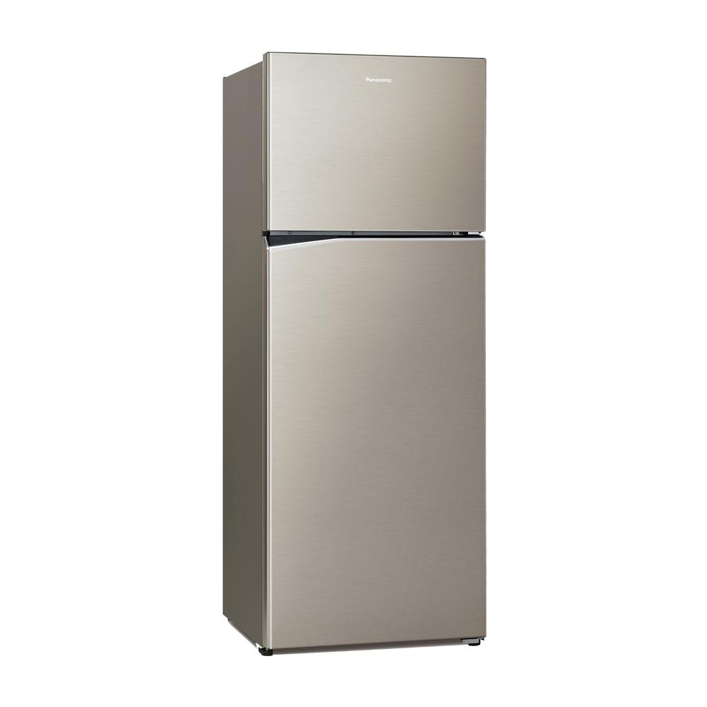 Panasonic國際牌485L雙門變頻冰箱 NR-B480TV-S1(星耀金)