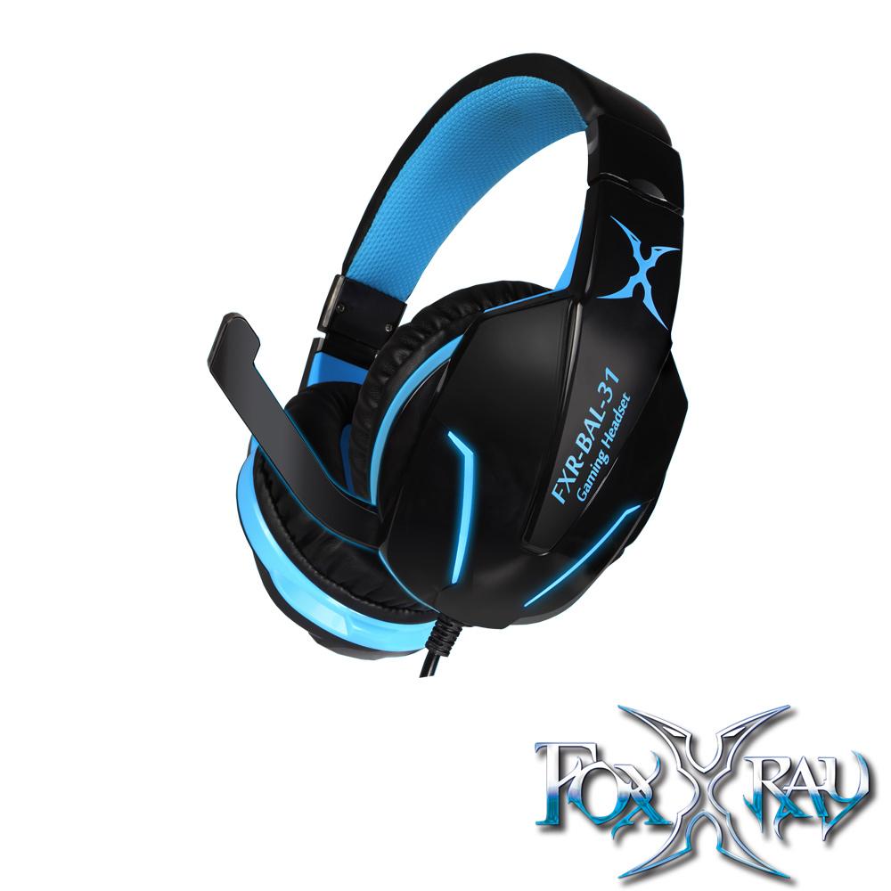 FOXXRAY 夜視響狐電競耳機麥克風(FXR-BAL-31)