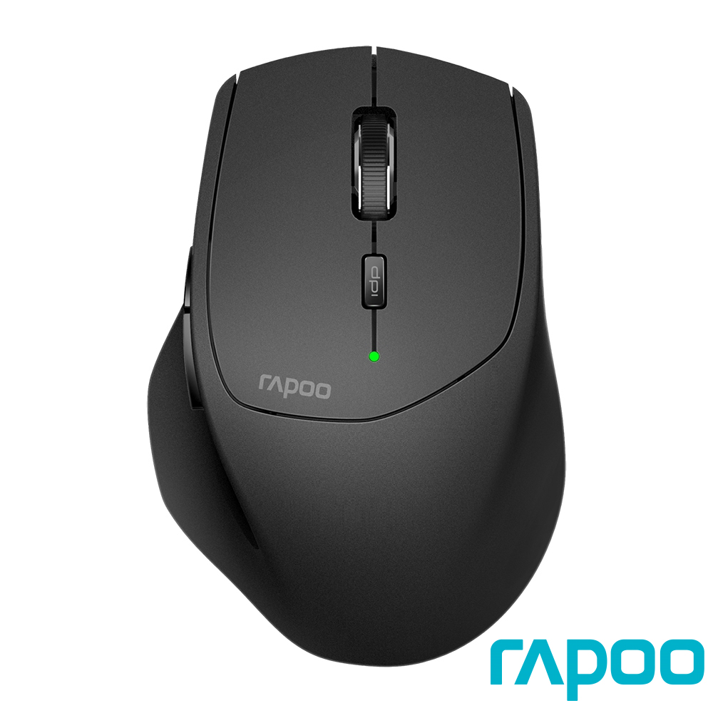 Rapoo 雷柏MT550 三模 一對三無線藍牙滑鼠