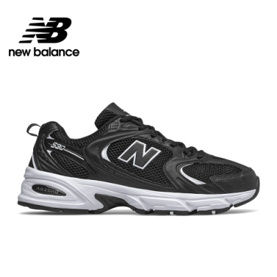 New Balance 復古鞋_中性_黑色_MR530SD-D楦