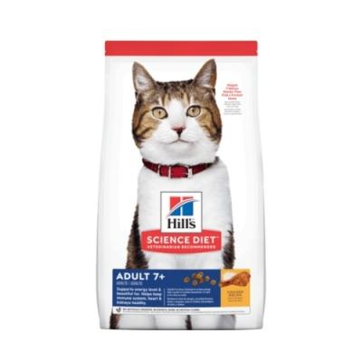 Hill′s希爾思-成貓 7歲以上-雞肉特調食譜 10.0kg (10311HG)