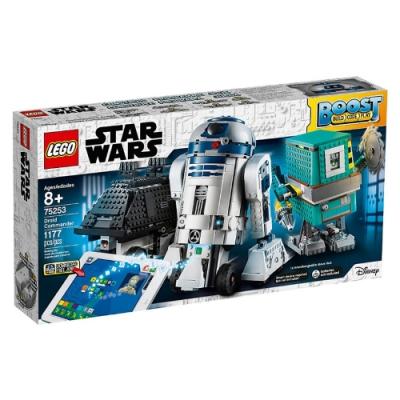樂高LEGO 星際大戰系列 - LT75253 機器人指揮官組合