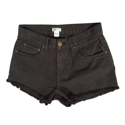 BILLABONG DRIFT AWAY WALKSHORTS牛仔短褲 黑色-6508276OFB