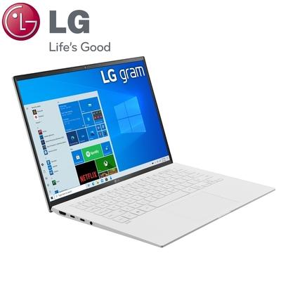 (含微軟365組合)【LG 樂金】Gram Z90P 14吋筆電-白色(i5-1135G7/8G/512G SSD/WIN10/14Z90P-G.AR54C2)