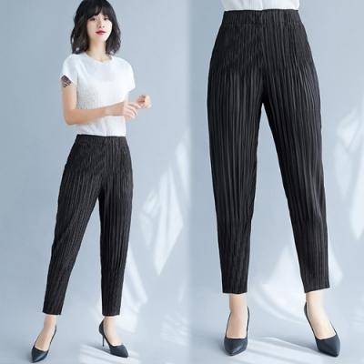 [時時樂](3款可選)三宅壓褶風格美到逆天設計師款褲KEITH-WILL