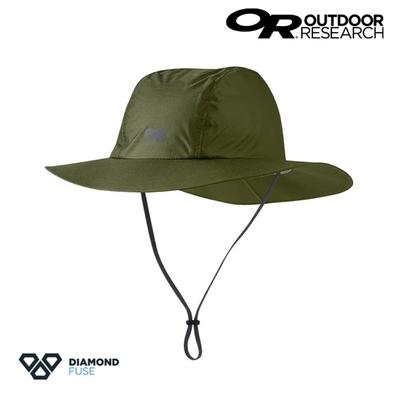 Outdoor Research Pertex輕量防水透氣圓盤帽 279927 【深綠色】