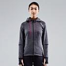 SUPERACE 保暖機能運動外套 / 女款 / 灰色