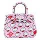 SAVE MY BAG Petite Miss系列Hello Kitty輕量托特包-粉紅色 product thumbnail 1