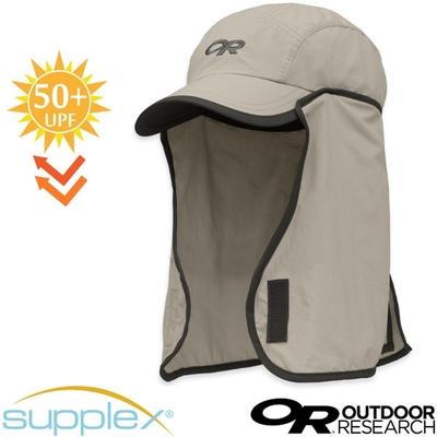 Outdoor Research KIDS 童 UPF50+ 抗紫外線透氣護頸帽_卡其