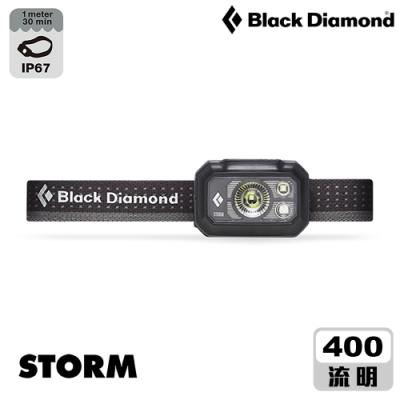 Black Diamond Storm頭燈 620658 / 墨灰色