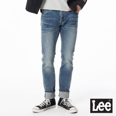 Lee 709 低腰合身小直筒牛仔褲 101+ 男款 淺藍