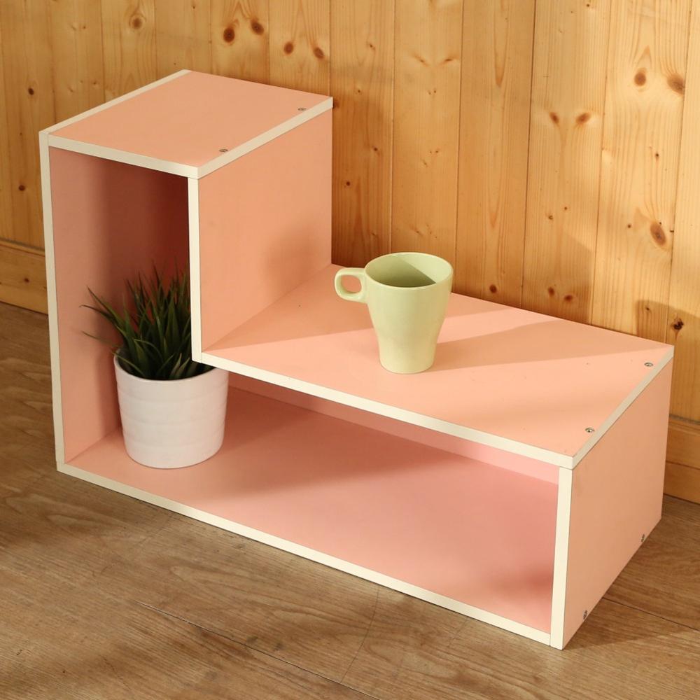 BuyJM魔術方塊防潑水L型收納櫃/置物櫃-DIY