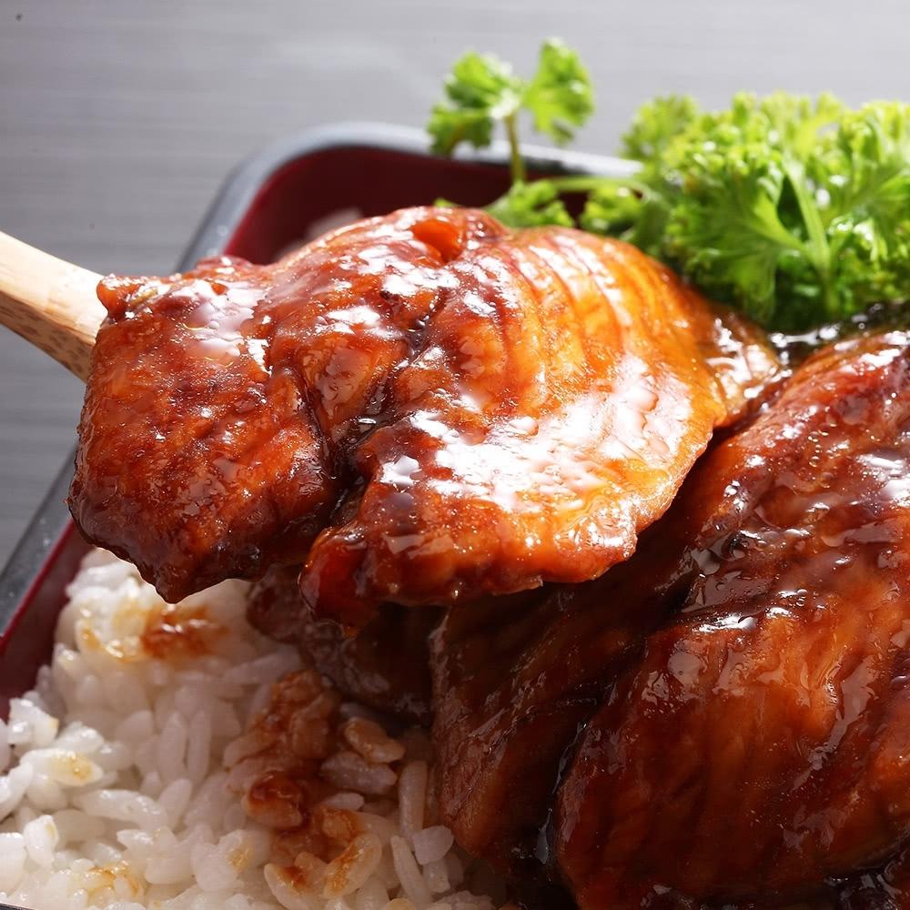 上野物產日式蒲燒鯛魚蜜汁腹排 x40片組(45g土10%/片)
