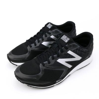 NEW BALANCE 輕量跑鞋 男跑步鞋-黑