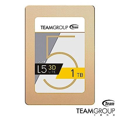 TEAM十銓-L5-Lite-3D-1TB-2-5