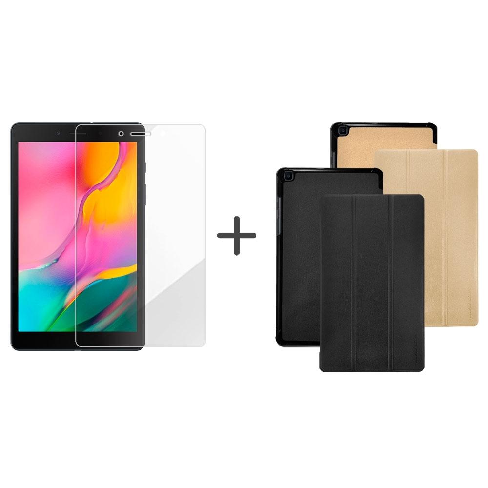 Metal-Slim 三星 Galaxy Tab A 8.0 2019 T295 皮套+保護貼