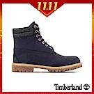 Timberland 男款深寶石藍色磨砂革6吋靴|A1ZKJ