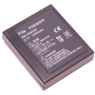 Kamera 鋰電池 for Premier DS-8330 (DB-DS8330)
