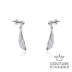 Disney Jewellery by Couture Kingdom 寶嘉康蒂鍍白金耳環