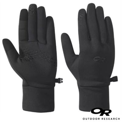 Outdoor Research 男 Vigor Midweight Sensor Gloves 中厚刷毛保暖手套_觸控手套_黑