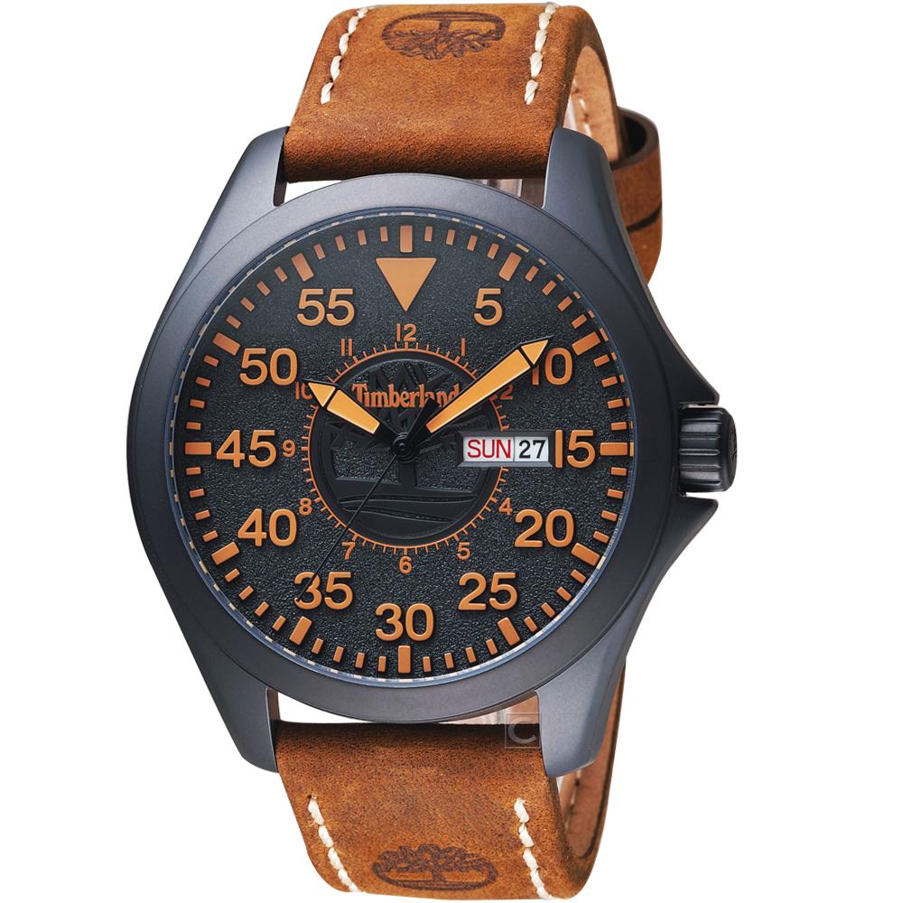 Timberland探險指引時尚錶(TBL.15594JSB/02)
