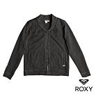 【ROXY】HARMONY FEELING 飛行夾克外套 黑灰