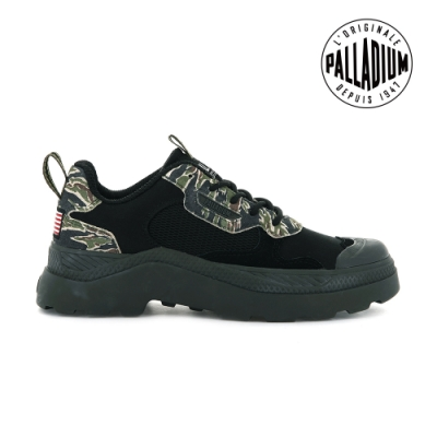 PALLADIUM PALLAKIX 90 LOW CAMO軍規迷彩鞋-中性-美軍迷彩