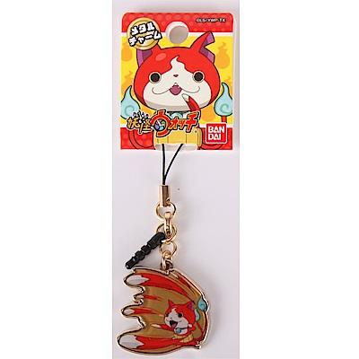 金屬人形吊飾。吉胖喵   妖怪手錶