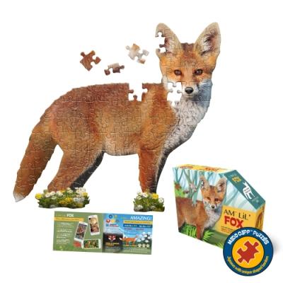 【I AM 拼圖】我是狐狸 - 100 系列