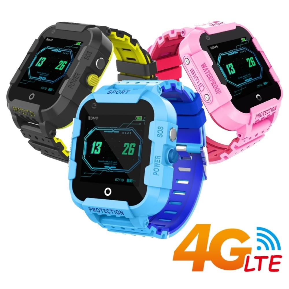 IS愛思 CW-22 4G LTE視訊定位關懷兒童智慧手錶