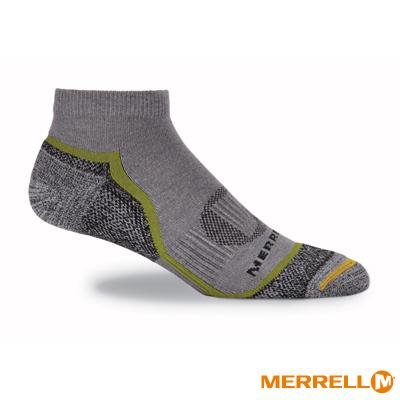 MERRELL 多功能運動襪-灰(MF0217L00201)
