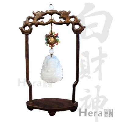 Hera 赫拉 藏傳化煞白財神迎財擺件