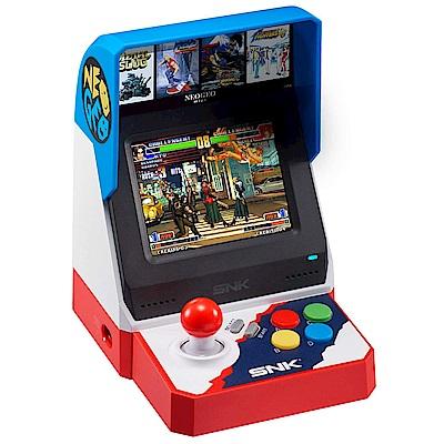 預購-SNK-40週年紀念遊戲機-NEOGEO-m