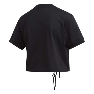 adidas T恤 Rouged Tee 休閒 短版 女款