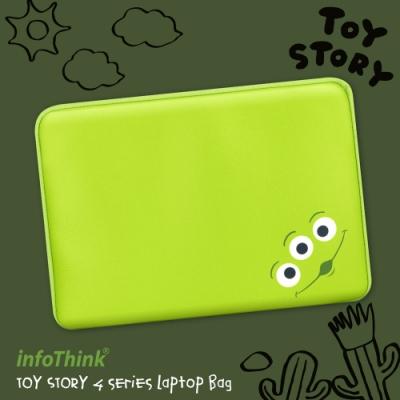 InfoThink玩具總動員系列筆電包 - 三眼(適用多款14吋以下筆電平板)