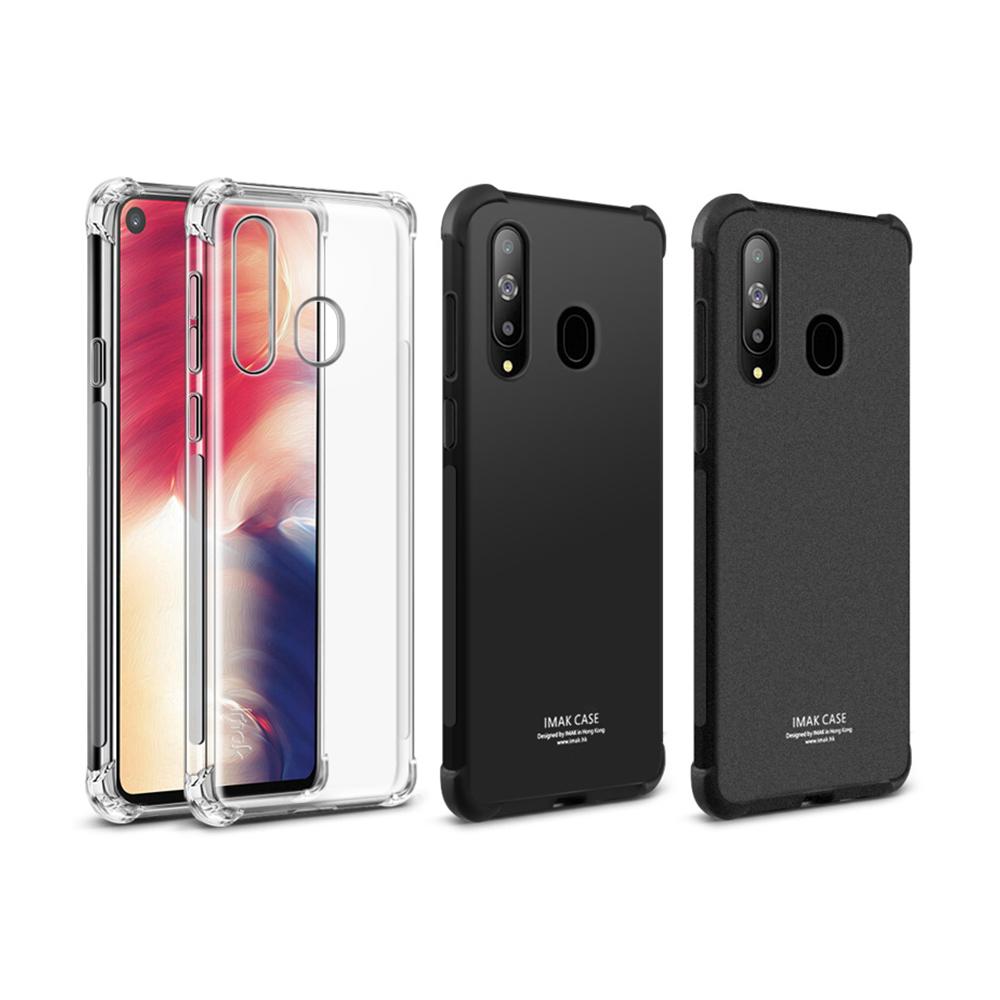 Imak SAMSUNG Galaxy A8s 全包防摔套(氣囊)