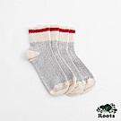 Roots配件- 經典CABIN踝襪-灰色