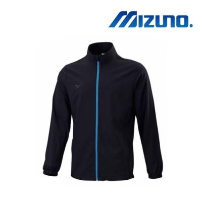 Mizuno 美津濃  男平織外套  黑  32TC008609