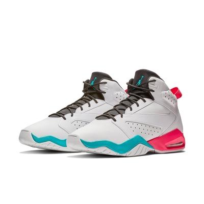 Nike 休閒鞋 Jordan Lift Off 運動 男鞋 喬丹 氣墊 舒適 避震 皮革 球鞋 穿搭 白 黑 AR4430-105
