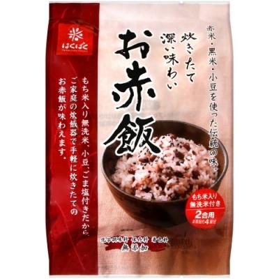Hakubaku 名撰紅豆飯(311g)