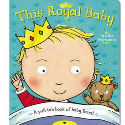 This Royal Baby 小王子的表情新奇操作書