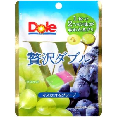 不二家 Dole雙色葡萄風味軟糖 (45g)